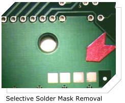 Laser Mask Removal