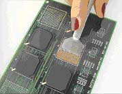 The advantages of Stencilquik bga repair stencils.