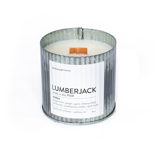 Lumberjack - Rustic Vintage