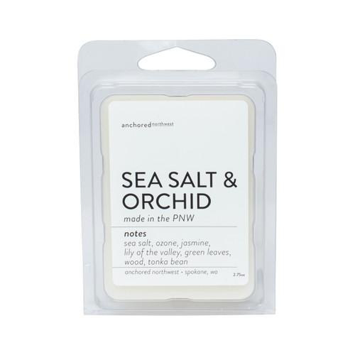 Sea Salt & Orchid Soy Wax Melt