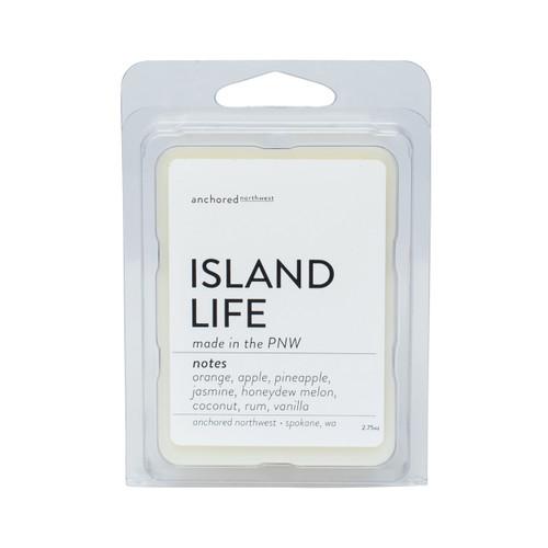 Island Life Soy Wax Melt
