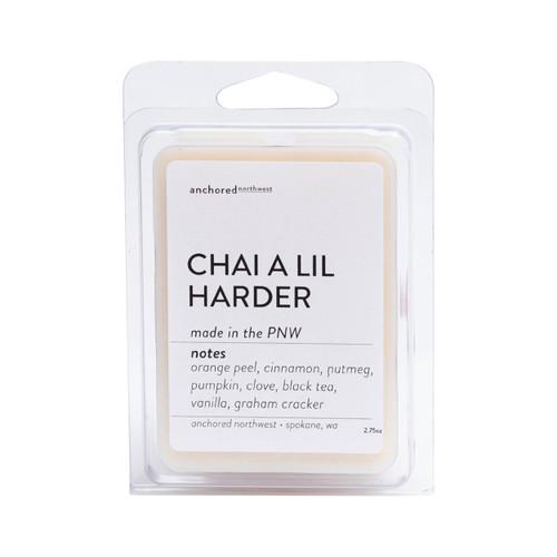 Chai a lil Harder Soy Wax Melt