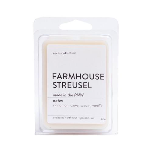 Farmhouse Streusel Soy Wax Melt