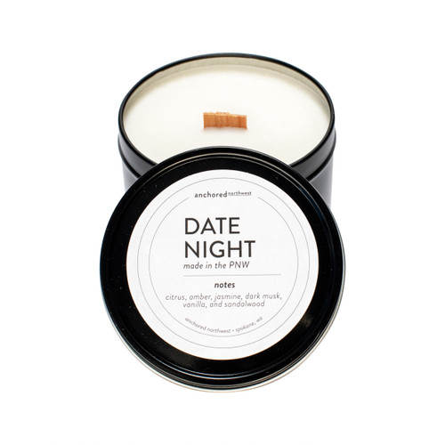 Date Night Black Travel Tin