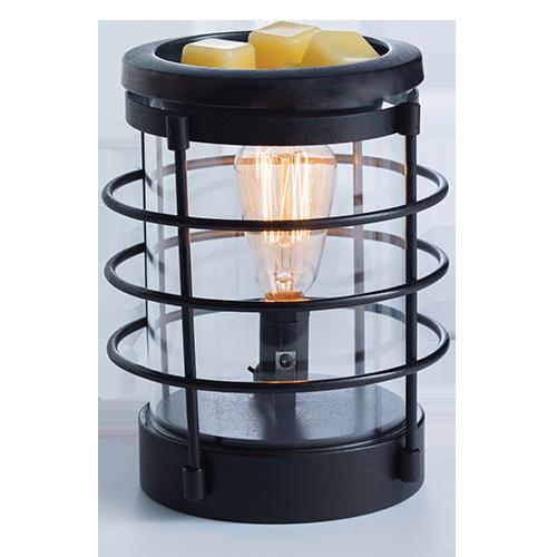 Coastal Edison Bulb Fragrance Warmer