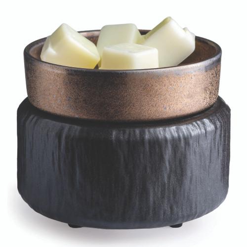 Primitive Black 2-in-1 Fragrance Warmer