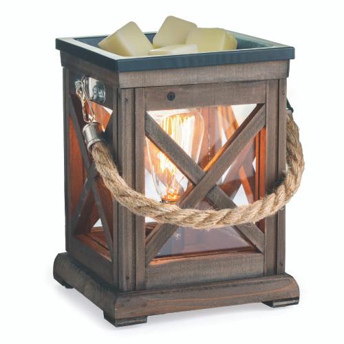 Walnut & Rope Vintage Fragrance Warmer