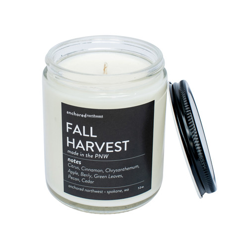 Fall Harvest Classic Tumbler Candle