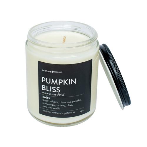 Pumpkin Bliss  Classic Tumbler Candle