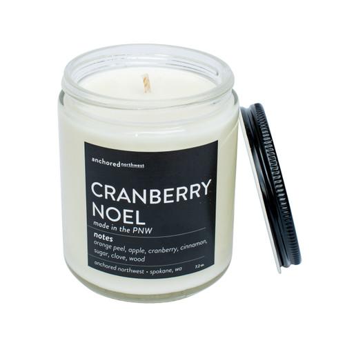 Cranberry Noel  Classic Tumbler Candle