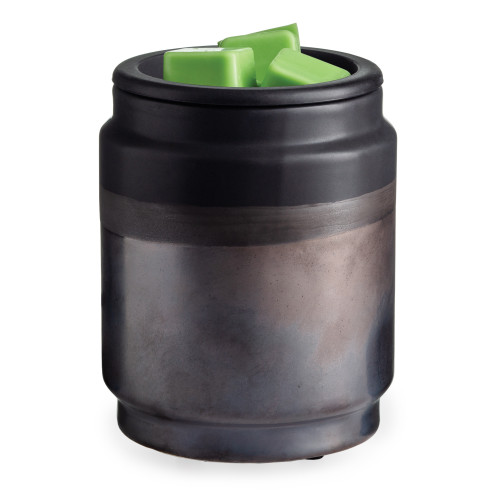 Black Dipped Flip Dish Fragrance Warmer
