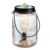 Glass Mason Jar Vintage Illumination Fragrance Warmer