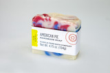 apple american pie bar soap handcrafted