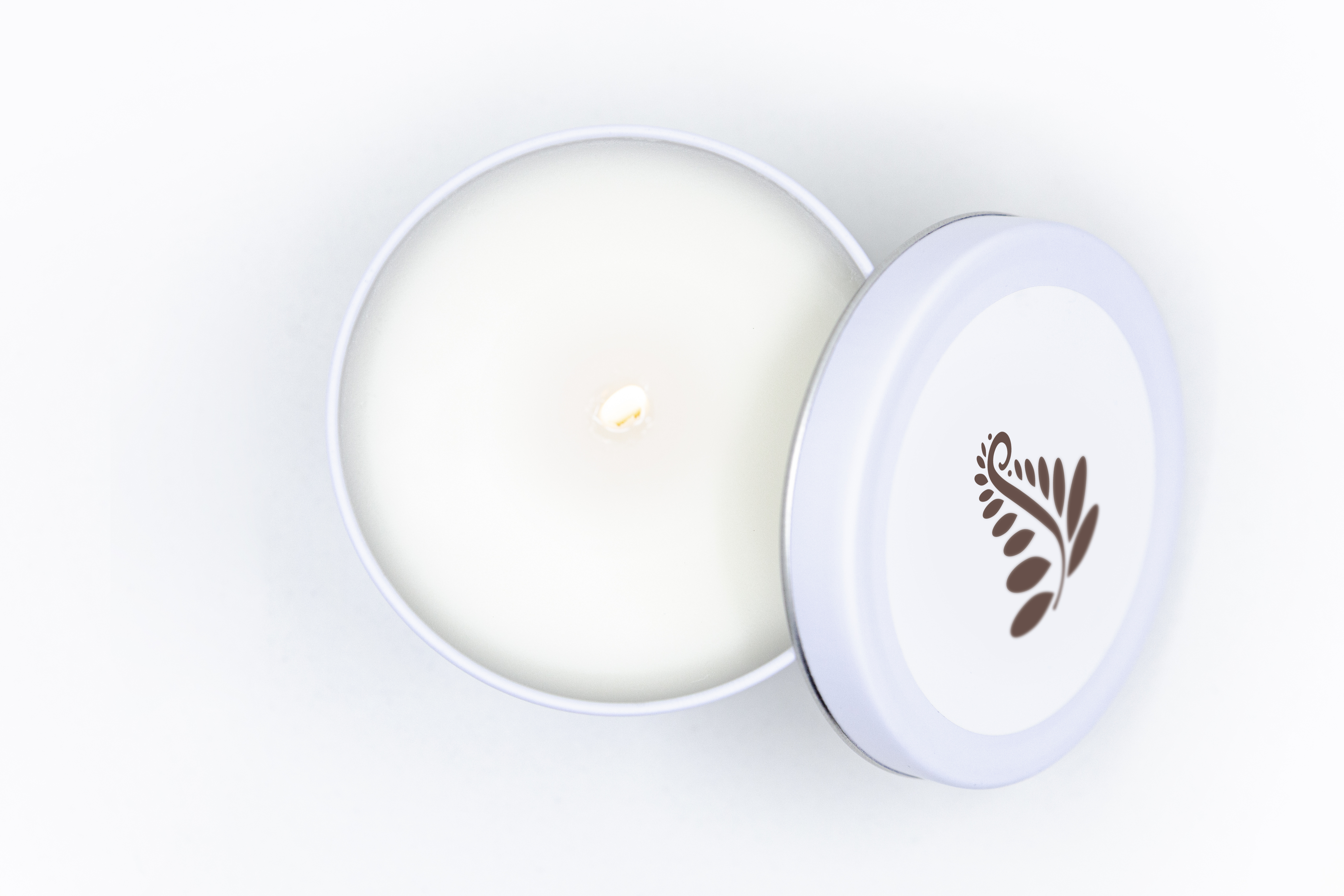 cinnamon soy candle handcrafted