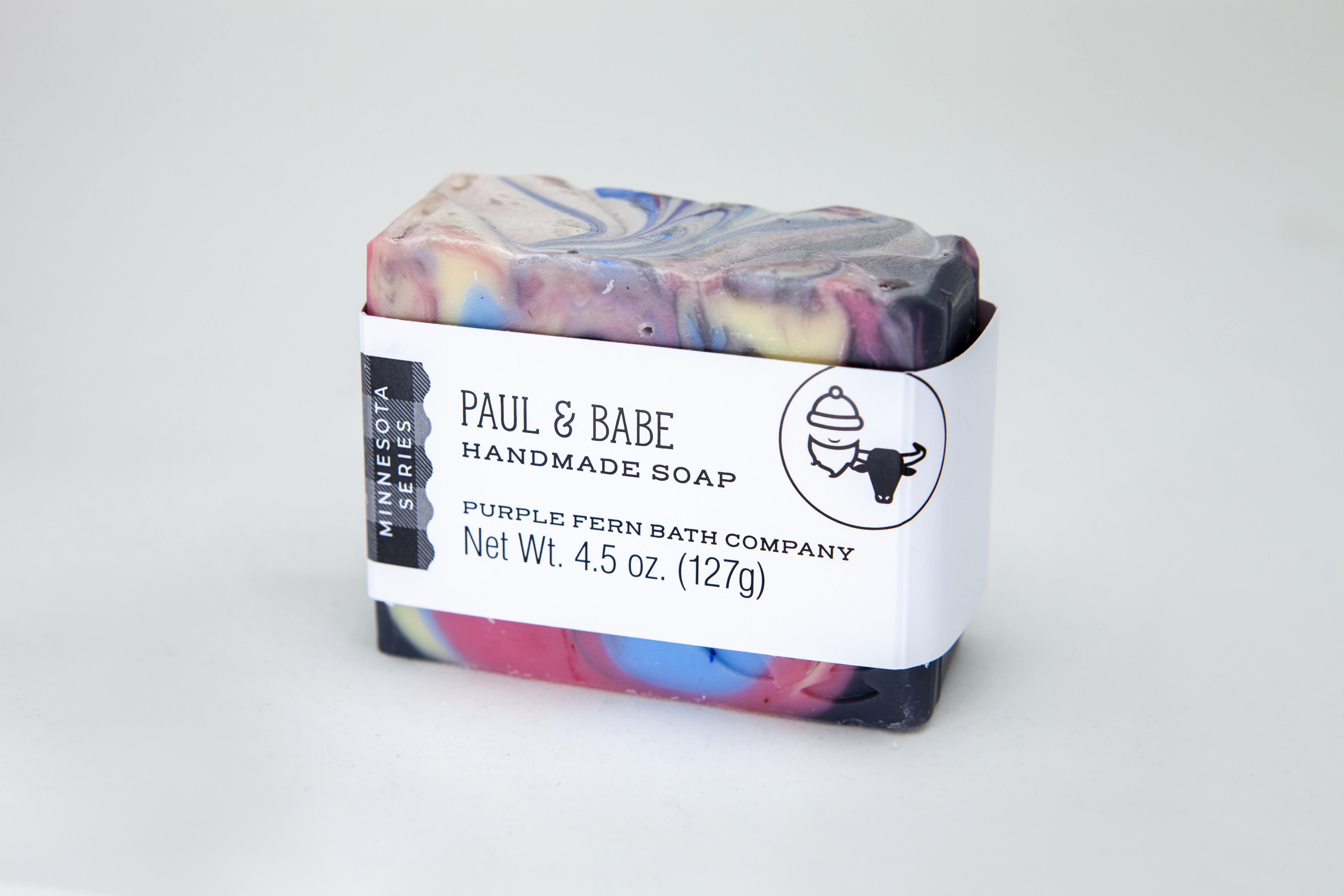 paul babe bar soap mens mn