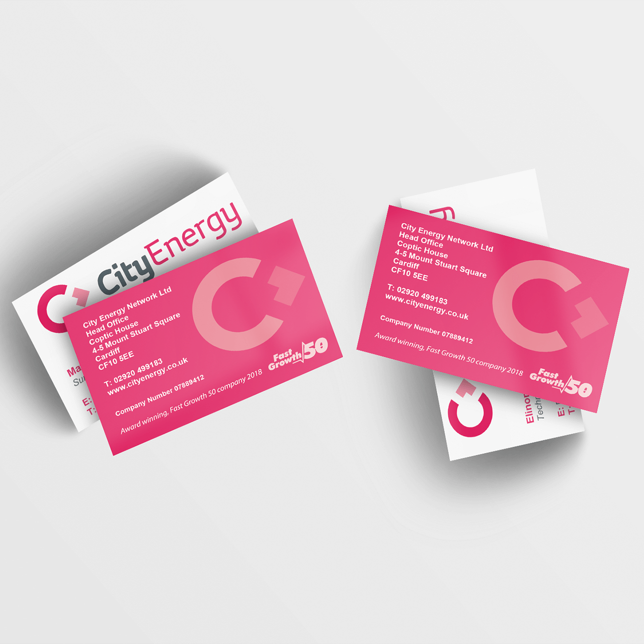 Multiple Name Business Cards From 2800 With Free Delivery