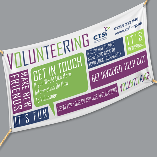 Cheap Outdoor Quality PVC Banners with Eyelets from £19 00