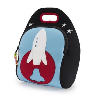 Dabbawalla Space Rocket Lunch Bag