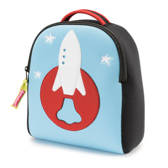 Dabbawalla Space Rocket Harness Backpack