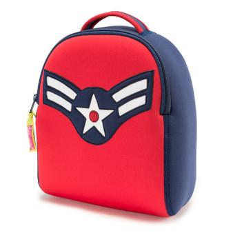 Dabbawalla  Vintage Flyer Harness Backpack