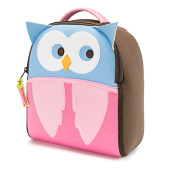 Dabbawalla Owl Harness Backpack