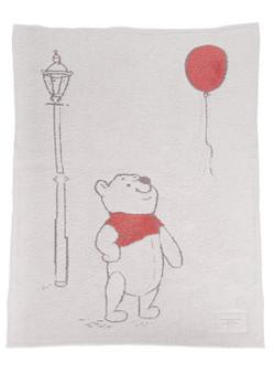 Barefoot Dreams The CozyChic Disney Winnie The Pooh Blanket Throw