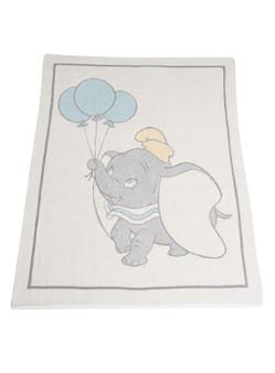 "Barefoot Dreams CozyChic Disney Dumbo Blanket, 40""x60"""