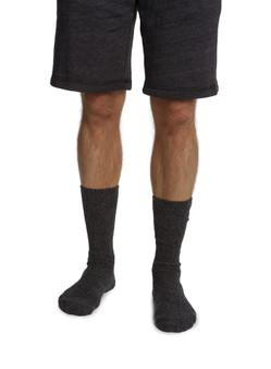 Barefoot Dreams CozyChic Classic Men's Disney Mickey Mouse Socks