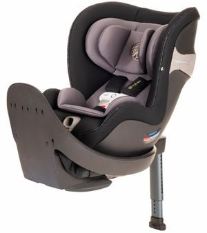 CYBEX Sirona S Sensorsafe 2.1 Convertible Car Seat - Premium Black