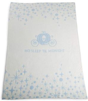 "Barefoot Dreams CozyChic Disney Cinderella Blanket, Pearl - Size 45"" x 60"""
