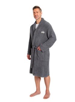 Barefoot Dreams CozyChic Disney Men's Robe