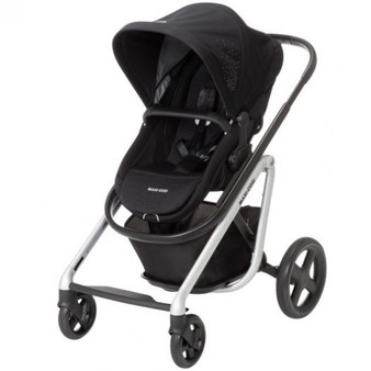 Maxi-Cosi Lila Modular All-in-One Stroller, Frequency Black