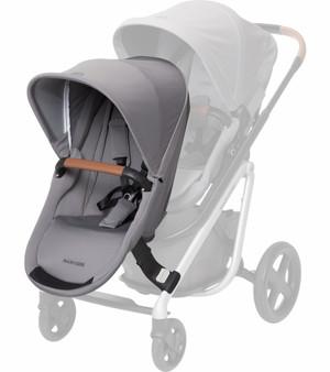 Maxi-Cosi Lila Modular Stroller Duo Seat Kit, Nomad Grey