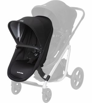 Maxi-Cosi Lila Modular Stroller Duo Seat Kit, Nomad Black