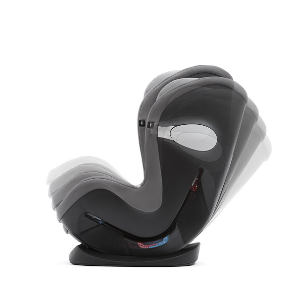 CYBEX Sirona M SensorSafe 2.0, Pepperblack / dark grey