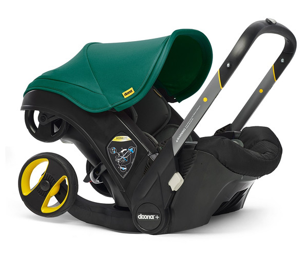 Doona Infant Car Seat with Base, Racing Green