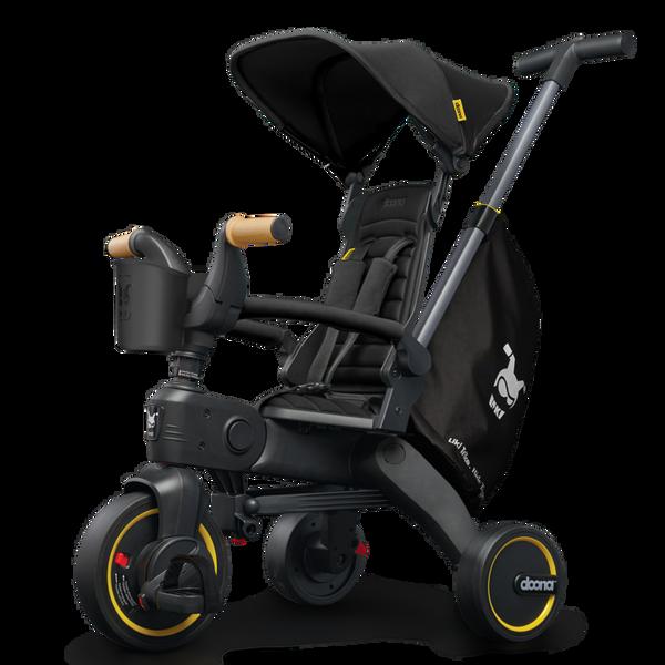 Doona Liki Trike S3 - Nitro Black
