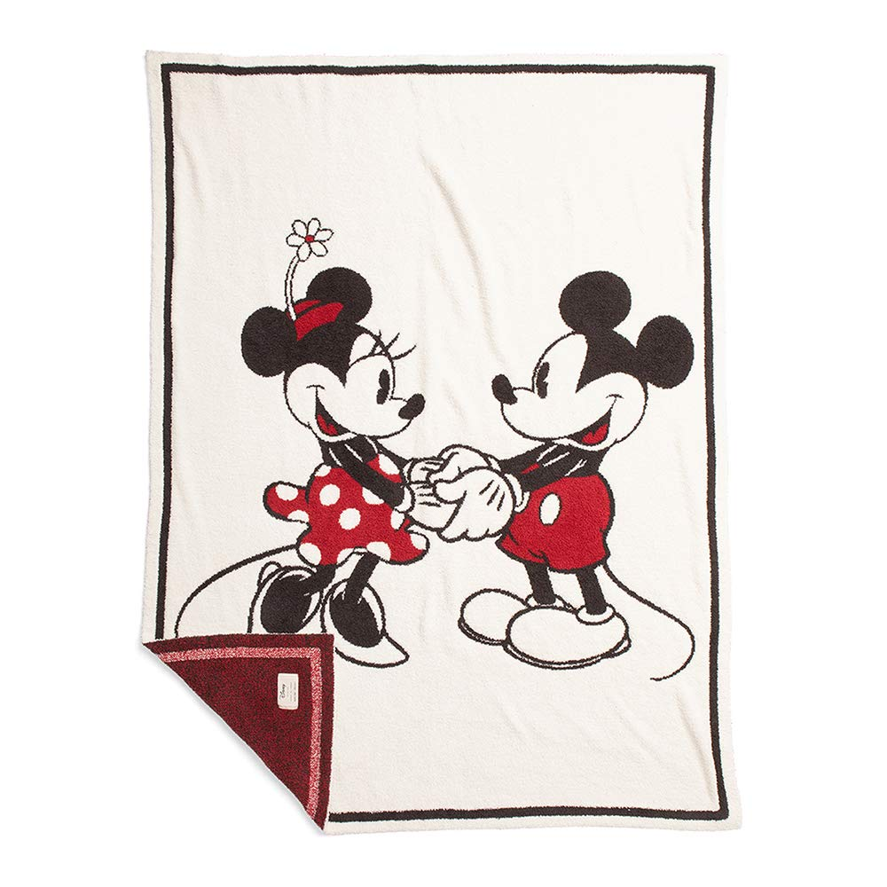 Barefoot Dreams Cozychic Classic Mickey Minnie Mouse Baby