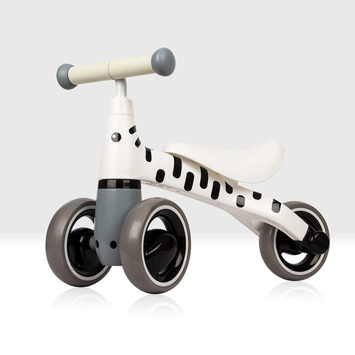 the zebra balance bike for small children