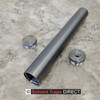 B-Cell Titanium Solvent Trap Kit 10 inch 1-2 x 28 ST_B-Cell_10in_Kit_EC_TP_1-2x28_Ti_UF