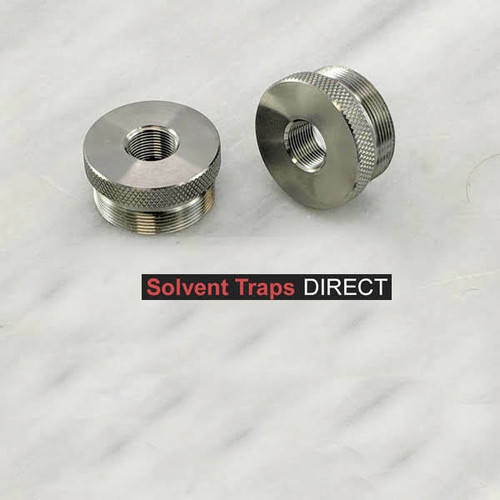 B Cell, Titanium, Ti, Thread Protector, TP, 1/2x28