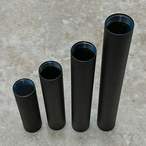 D Cell Solvent Trap Tube Carbon Steel