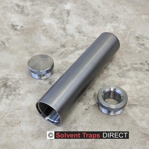 B-Cell Titanium Solvent Trap Kit 6 inch QAA ST_B-Cell_6in_Kit_EC_QAA_Ti_UF