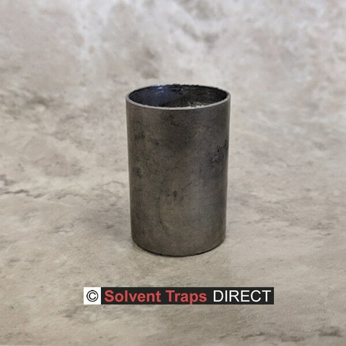 2 inch Titanium spacer tube  unfinished