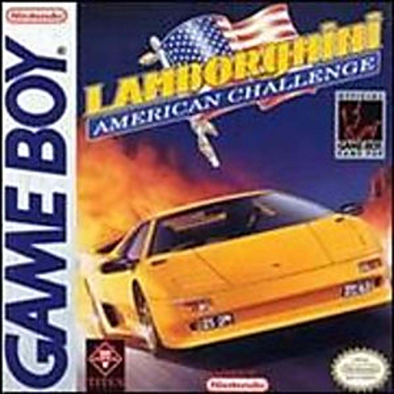 LAMBORGHINI AMERICAN CHALLENGE - GB