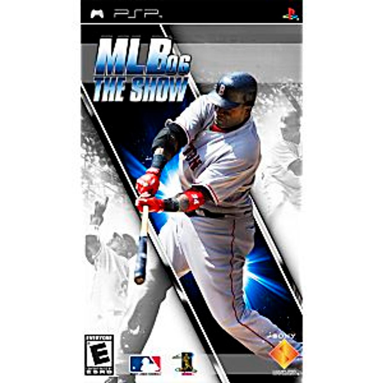 MLB 06 THE SHOW [E] - PSP