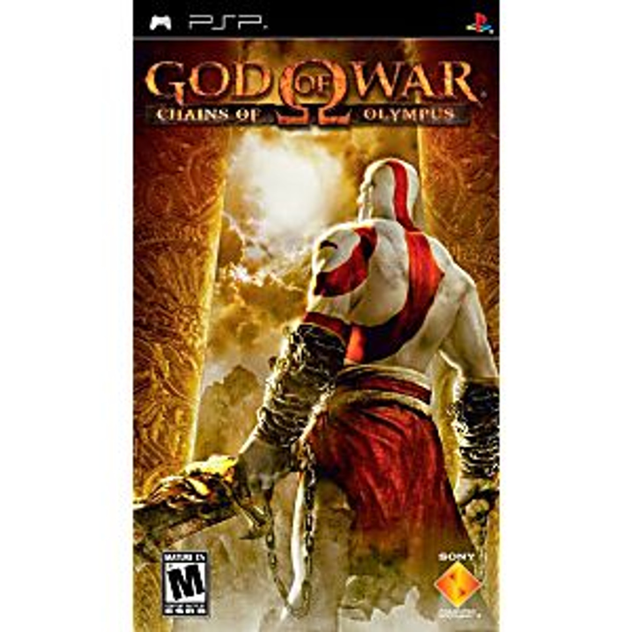 GOD OF WAR CHAINS OF OLYMPUS [M]