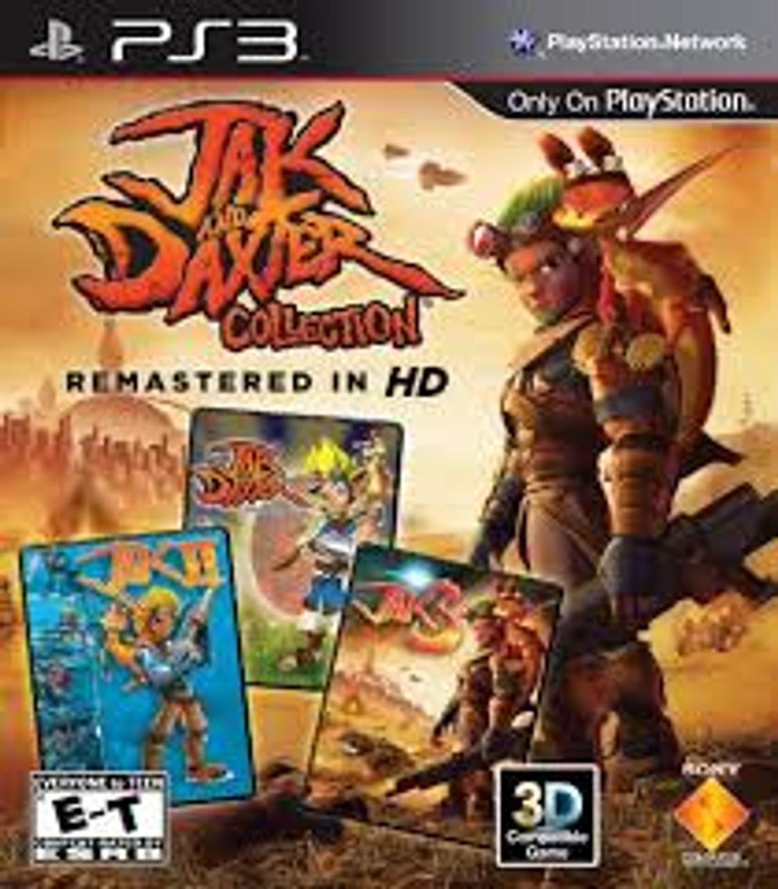 JAK & DAXTER COLLECTION - PS3