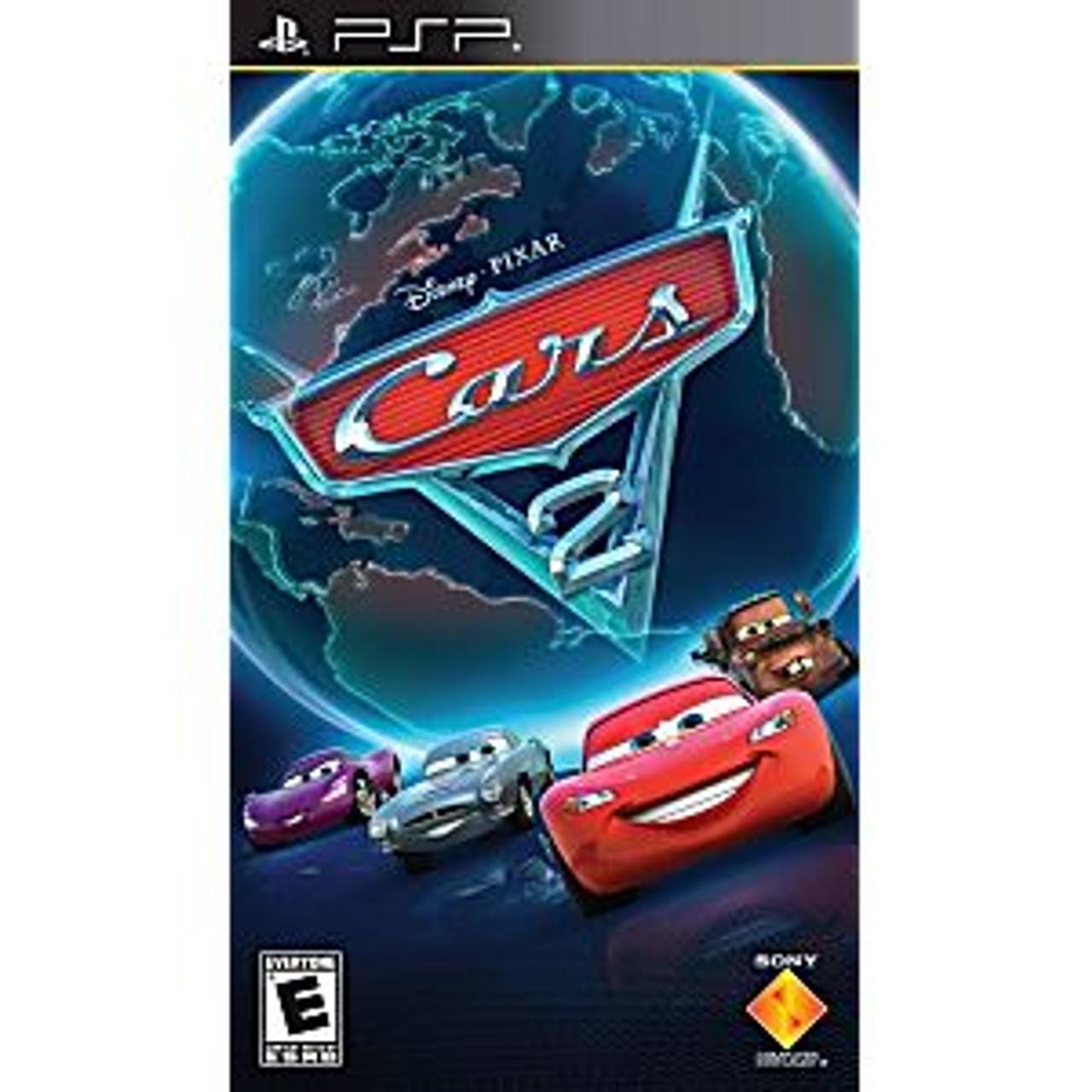 CARS 2 - PSP