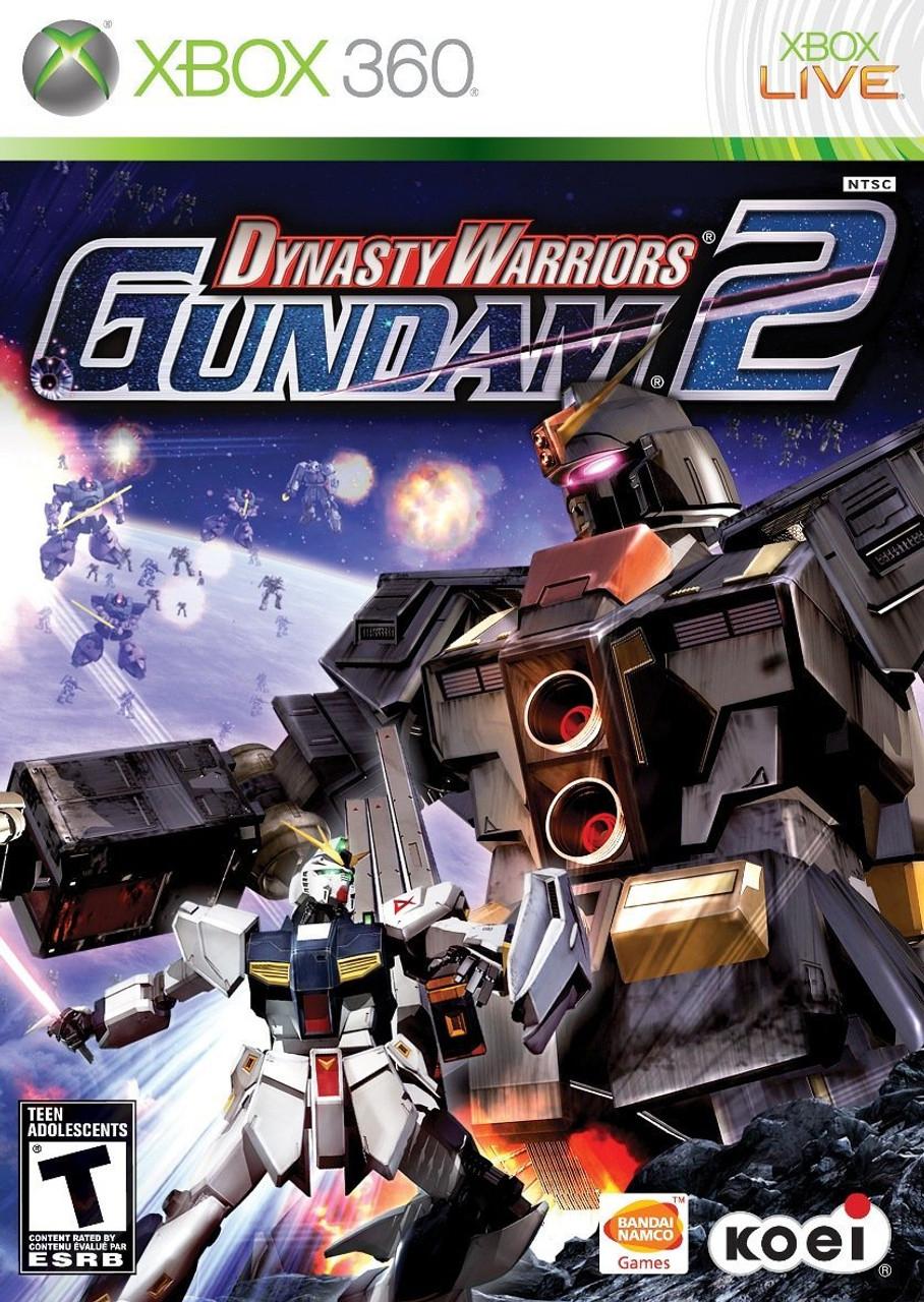 DYNASTY WARRIORS: GUNDAM 2  - XBOX 360